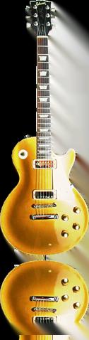 Gibson Deluxe Goldtop