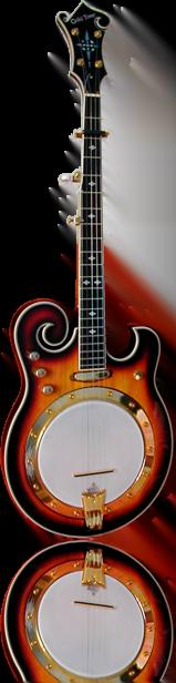 Gold Tone EBM-5